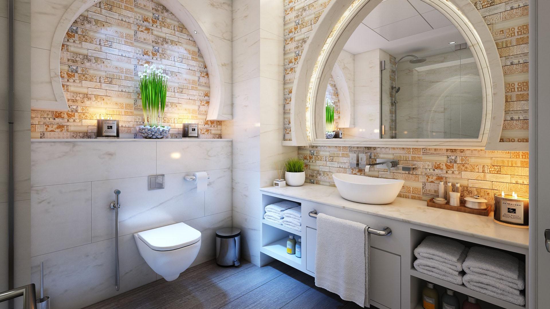Badkamer Deels Betegelen : Betegelen betegelen betegelen betegelen en stucken badkamer
